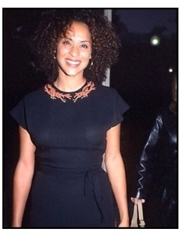 Karyn Parsons at The Ladies Man premiere