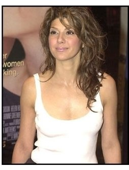 Marisa Tomei at the What Women Want premiere