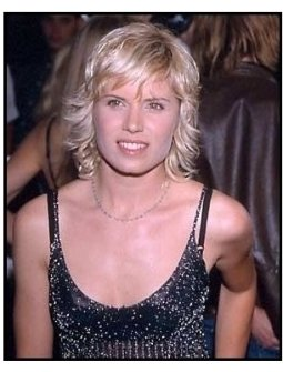 Kim Dickens at the Hollow Man premiere