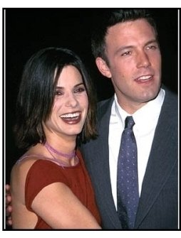 "Sandra Bullock and Ben Affleck at the ""Forces of Nature"" Premiere"