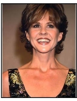Linda Blair at the The Exorcist premiere