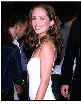 Eliza Dushku at the Bring it On premiere