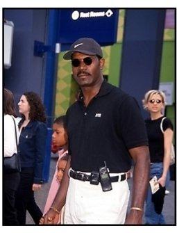 """Dennis Haysbert at the """"Chicken Run"""" Premiere"""