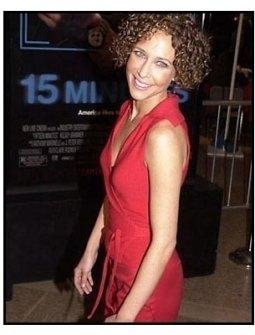 Vera Farmiga at the 15 Minutes premiere