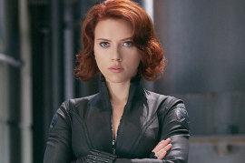 The Avengers Scarlett Johansson