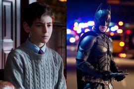 Gotham, The Dark Knight Rises