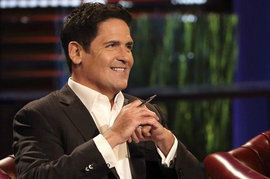 Mark Cuban, Shark Tank