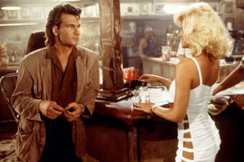 Road House, Patrick Swayze