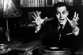 Johnny Depp, Ed Wood