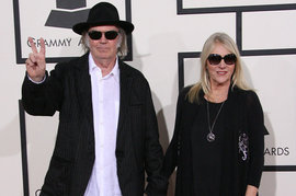Neil Young, Pegi Young
