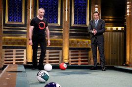 The Tonight Show Starring Jimmy Fallon, Jimmy Fallon, Hugh Jackman