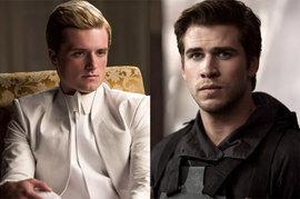 The Hunger Games, Liam Hemsworth, Josh Hutcherson