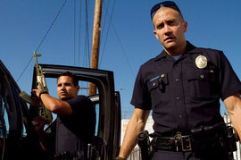 End of Watch, Michael Pena, Jake Gyllenhaal