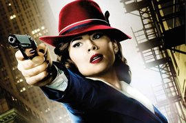 Hayley Atwell, Agent Carter
