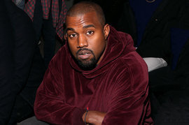 Kanye West, Fashion Week