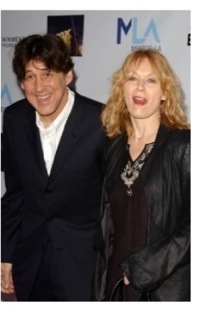 Cameron Crowe and Nancy Wilson