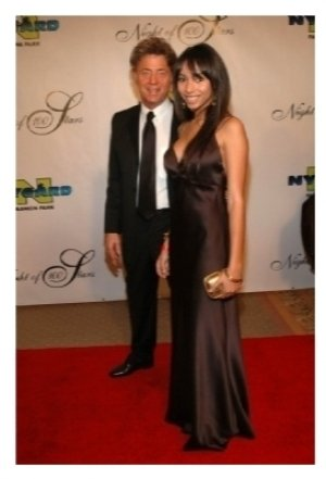 Shadoe Stevens and wife Beverly