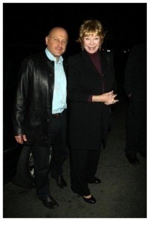 Murray Garrett and Shirley MacLaine