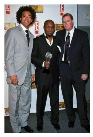 Harvey Mason Jr with Damon Thomas and Randy Spendlove