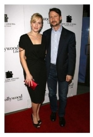 Kate Winslet and Todd Field