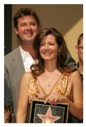 Vince Gill and Amy Grant