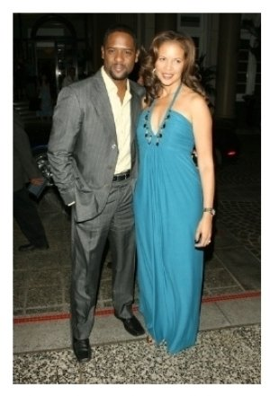 Blair Underwood and wife Desiree