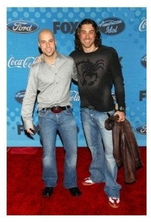 Chris Daughtry and Ace Young