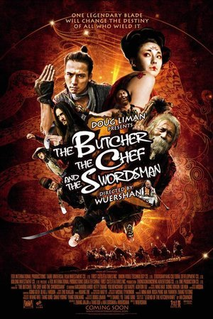 Butcher, the Chef, and the Swordsman