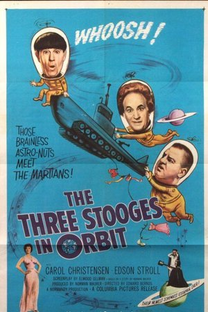 Three Stooges in Orbit