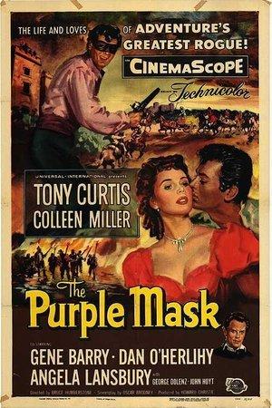 Purple Mask