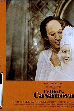 Casanova di Federico Fellini