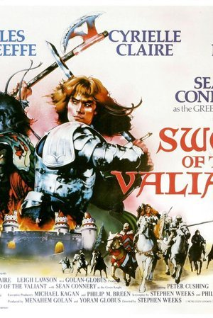 Sword of the Valiant - The Legend of Gawain and the Green Knight