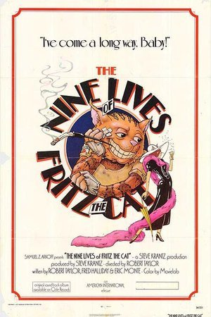 Nine Lives of Fritz the Cat