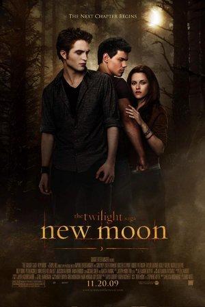 Twilight Saga:  New Moon