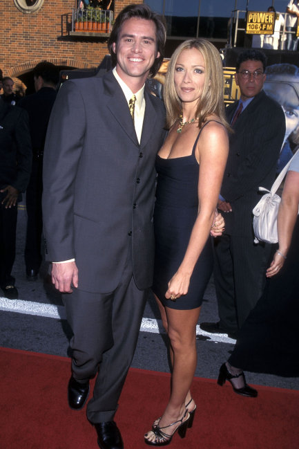 Jim Carrey, Lauren Holly