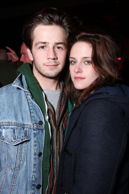Michael Angarano, Kristen Stewart