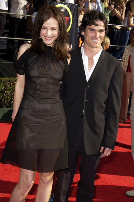 Billy Crudup and Mary-Louise Parker