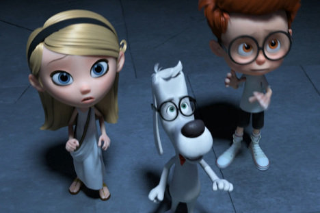 'Mr. Peabody & Sherman' Trailer