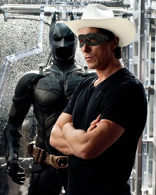 Christian Bale, Dark Knight, The Lone Ranger