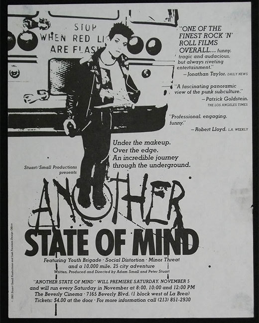 'Another State Of Mind' (1984)