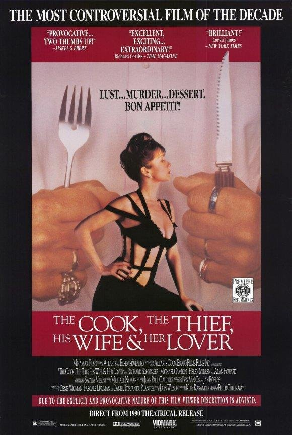 Cook, the Thief, His Wife and Her Lover