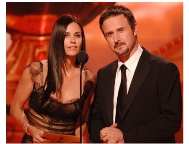 64th Annual Golden Globe Awards Telecast: Courteney Cox-Arquette and David Arquette