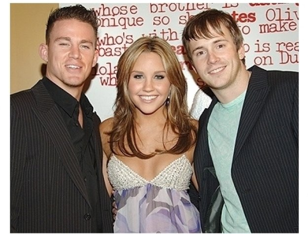 She's The Man Premiere Photos: Channing Tatum, Amanda Bynes and Robert Hoffman