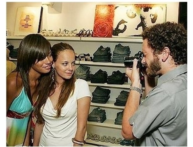 Grand Opening of SKYLA Boutique Photos: Danny Masterson, Keisha Whitaker and Bijou Phillips