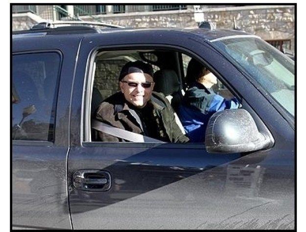 Joe Pantoliano at Sundance_ONE TIME USE ONLY