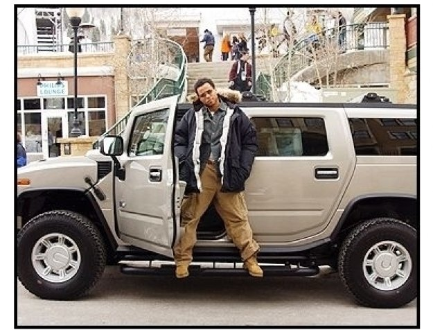 Michael Ealy at Sundance-ONE TIME USE ONLY