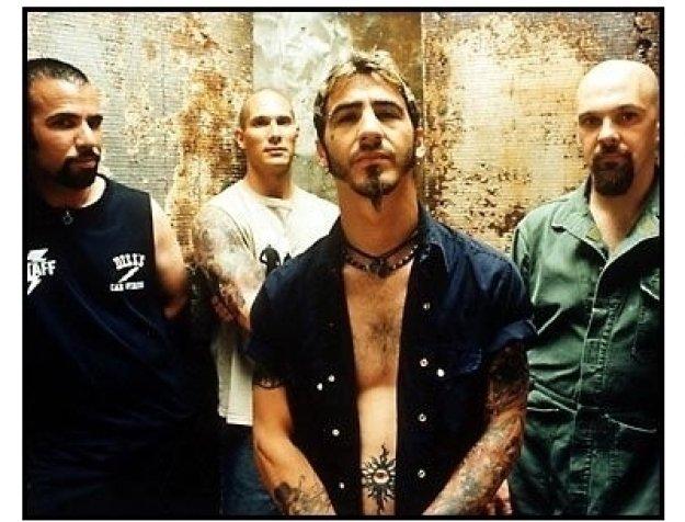 The 2001 Billboard Music Awards: Godsmack