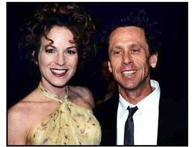 Liar Liar premiere: Producer Brian Grazer and wife at the Liar Liar premiere