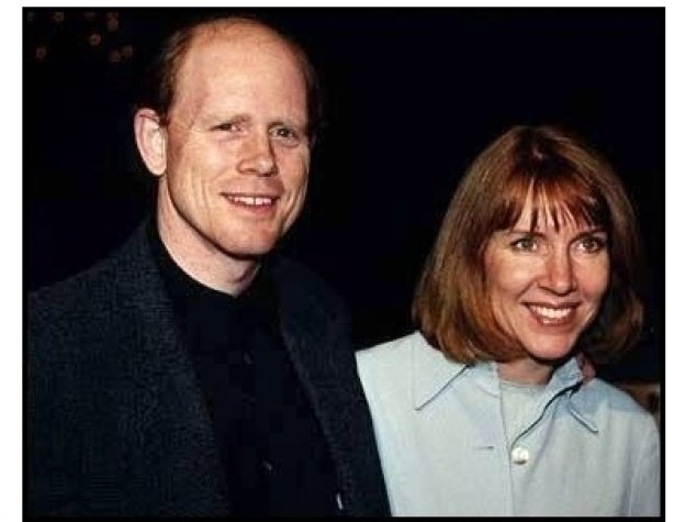 Liar Liar premiere: Ron Howard and wife at the Liar Liar premiere