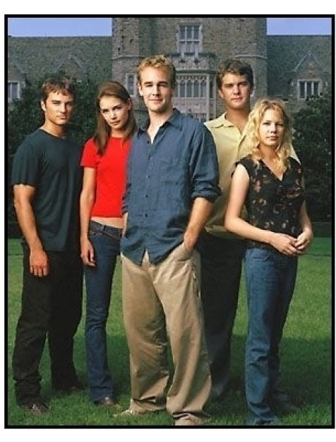 Dawson's Creek Cast Photo